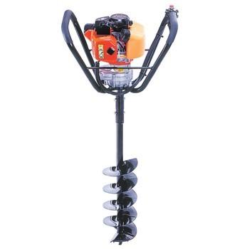Alquiler de ahoyadora a motor 2 tiempos maquinas y for Productos jardineria barcelona