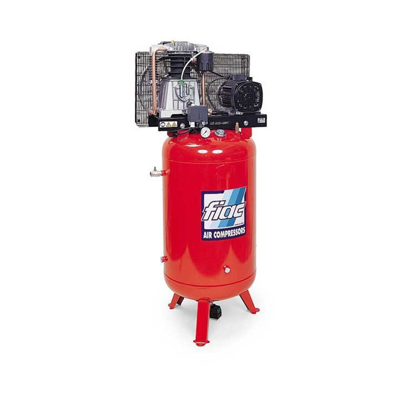 Alquiler de compresor de aire 5 5 hp 270l 400v for Maquina acuchillar parquet alquiler