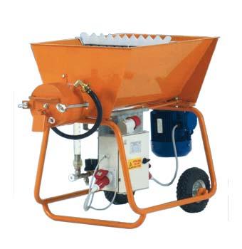 Alquiler de mezcladora continua para morteros l h - Mezcladora de mortero ...