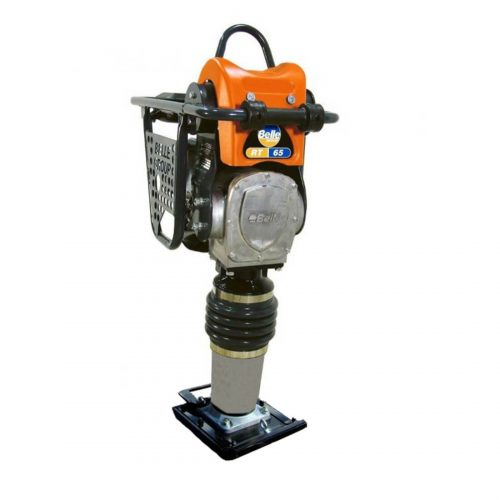 Alquiler-Pisón 4 HP - 65 Kg