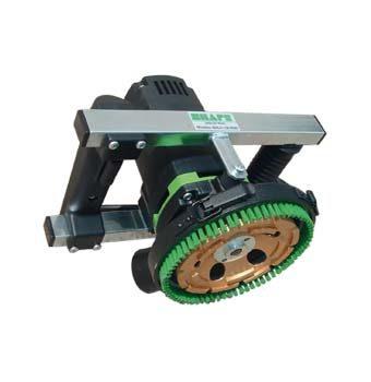 Pulidora de hormig n para paredes 230v 125mm for Pulidora de hormigon