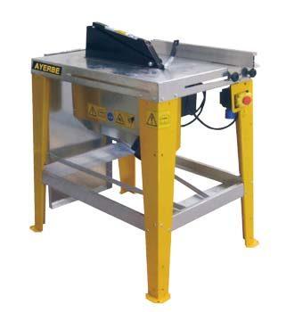 Tronzadora de madera 315mm 230v maquinas y for Maquina acuchillar parquet alquiler