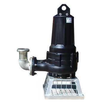 alquiler de bomba sumergible agua sucia 7 5kw 3 trif