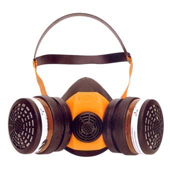 Alquiler-Semi máscara