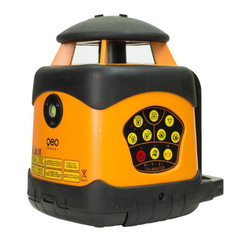 Alquiler de nivel l ser rotativo autonivelante maquinas - Nivel laser precios ...