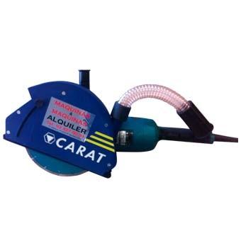 Amoladora radial con toma de aspiraci n de polvo 230mm for Maquina acuchillar parquet alquiler