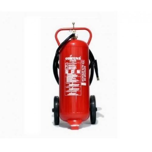 alquiler extintor