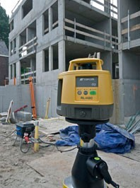 Alquiler de nivel l ser rotativo autonivelante maquinas - Nivel laser barato ...