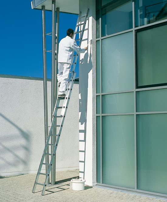 Alquiler de escalera extensible for Escaleras extensibles precios