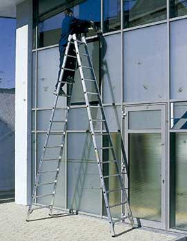 Alquiler de escalera extensible - Alquiler de escaleras ...