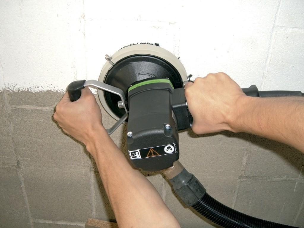 Alquiler de fresadora de paredes 230v 140mm for Maquina acuchillar parquet alquiler