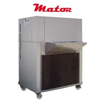 Alquiler-Aire acondicionado compacto 15 kW, 400v, 1 salida de aire