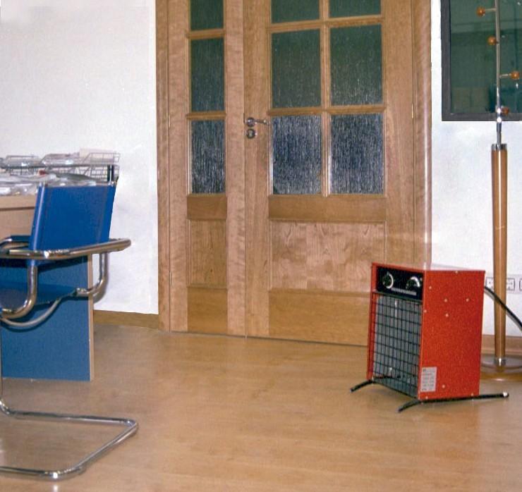 Alquiler-Aerotermo eléctrico 12 KW, 400v