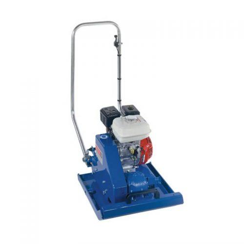 Alquiler de bandeja vibrante a motor 4 HP – 72 Kg, 400 mm
