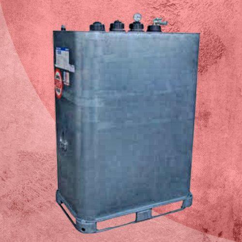 Alquiler de depósitos de combustible para gasóleo y gasolina