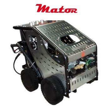 Alquiler-Hidrolimpiadora agua caliente 130 bar, 2.300W, 600 L/h, 230v