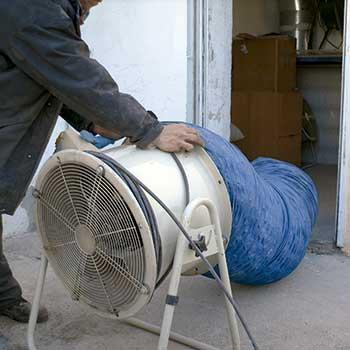 Alquiler de ventilador port til 430mm m3 h 340w for Maquina acuchillar parquet alquiler
